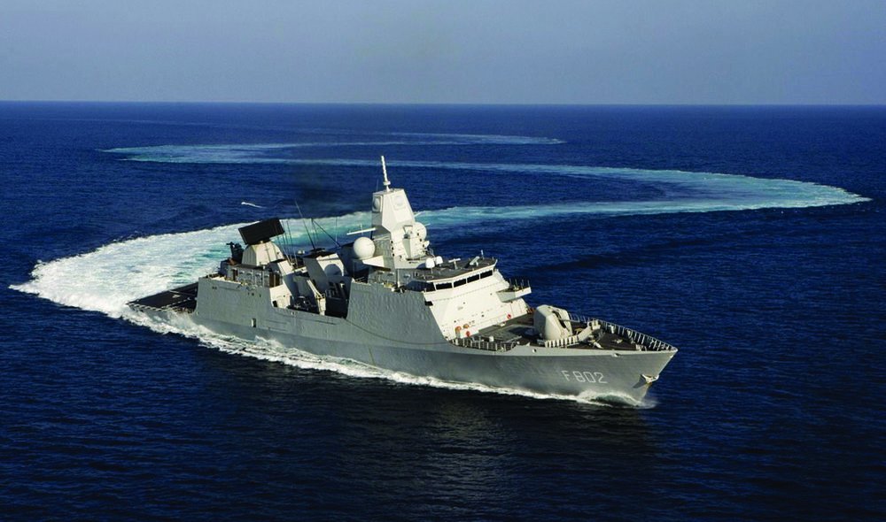 : Alion Canada proposes a design based on the De Seven Provincien class frigate of the Royal Dutch Navy. With Canadian-built equipment aboard the frigate can provide a multi-task ship to provide flexibility for RCN operations and good value for taxpayers.