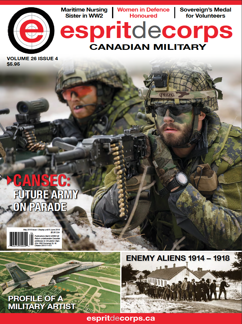 May 2019: CANSEC: Future Army On Parade