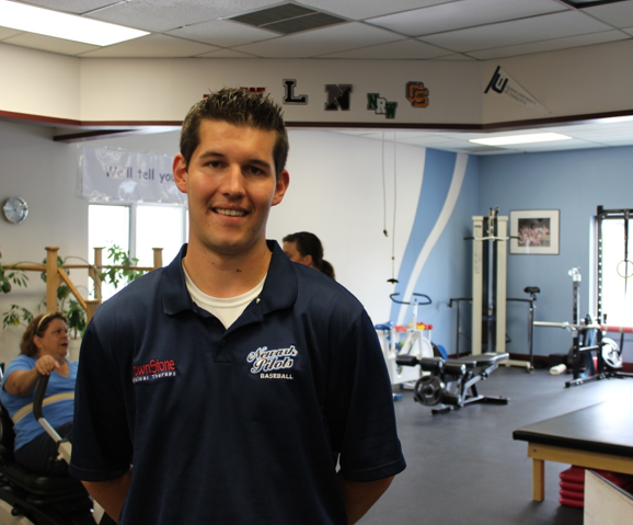 Matt Kearns, PT, DPT     Matt Kearns completed his Doctorate degree in physical therapy at Daemen Collegewhere heearned the Richard Schweichler Academic Award for graduating at the top of the class. He alsoreceived his undergraduate degree from Daemen College in 2008.