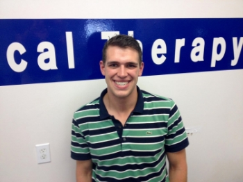 Andrew Engelbach-Schaffer , PT, DPT    Graduated in 2014 from Daemen College with his Doctorate in Physical Therapy. Andrew coached the masters swim team at University at Buffalo for 4 years where he coached high level tri-athletes, was a Buffalo Bills strength and conditioning coach, and former division one swimmer. Andrew enjoys swimming, biking, running, coaching, and working with athletes of all ages.