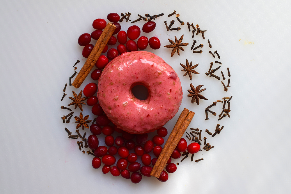 union square donuts cranberry spice