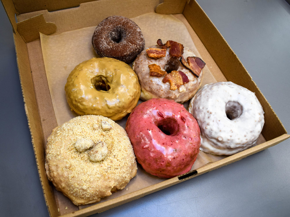 union square donuts holiday dozen