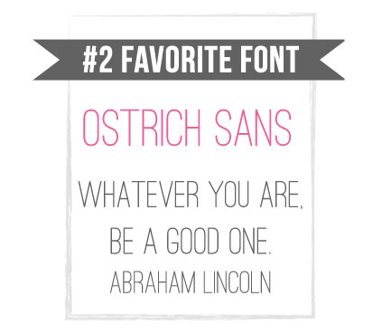 Ostrich Sans Rounded