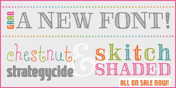 new-font
