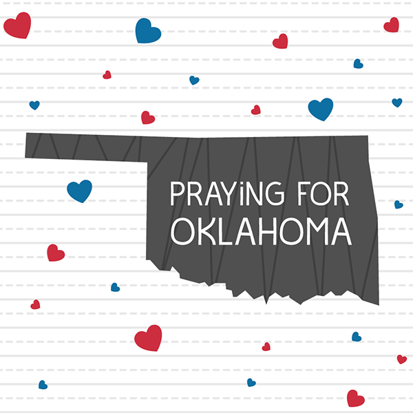 365 Patterns - Prayers for Oklahoma