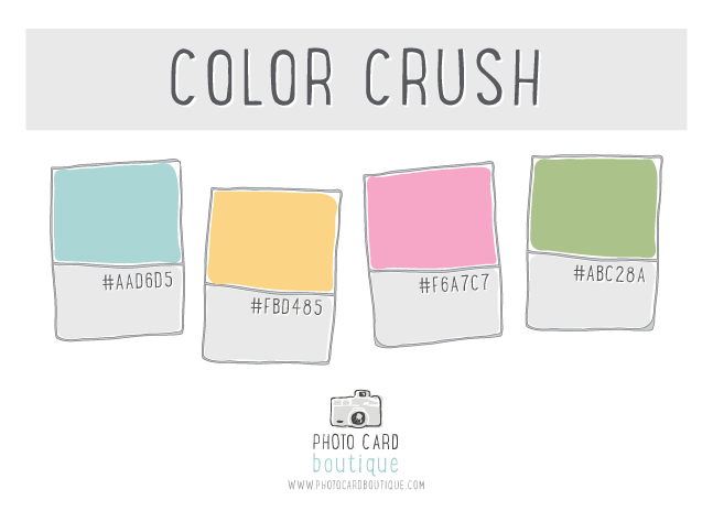 Color & Pattern Crush -  5.20.2013
