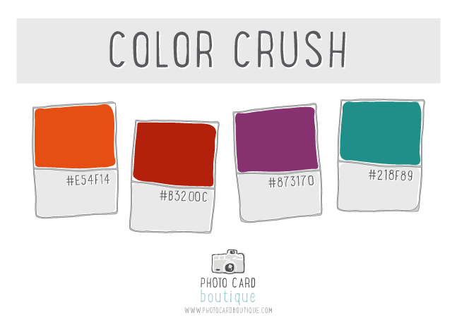 Color and Pattern Crush -  5.31.2013