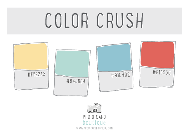 Color and Pattern Crush -  6.1.2013