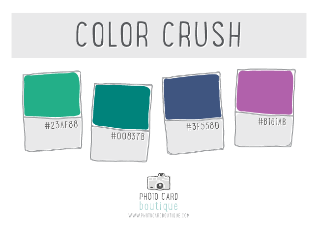 Color and Pattern Crush -  6.4.2013