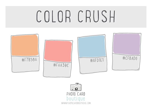 Color and Pattern Crush -  6.5.2013