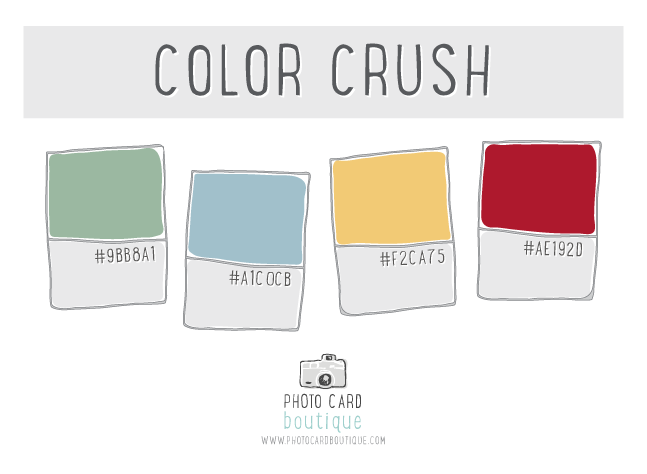 Color and Pattern Crush -  6.6.2013