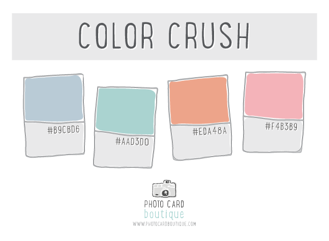 Color and Pattern Crush -  6.7.2013