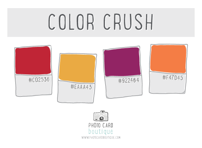 Color and Pattern Crush -  6.8.2013