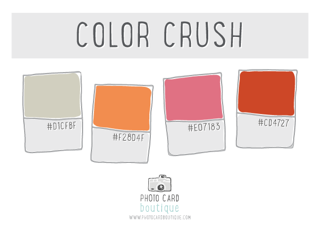 Color and Pattern Crush -  6.12.2013