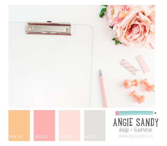 Color Crush 4.30.2014 - Angie Sandy #colorcrush #pastel