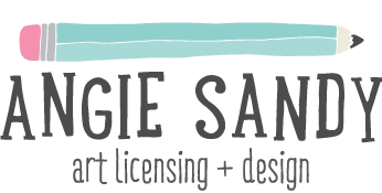 Angie Sandy Art Licensing & Design