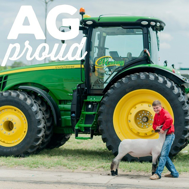 Are you#agproud?  Me too! These are such a fun way to personalize your photos. #stockshowlife #4H #FFA #livestock #showlambs