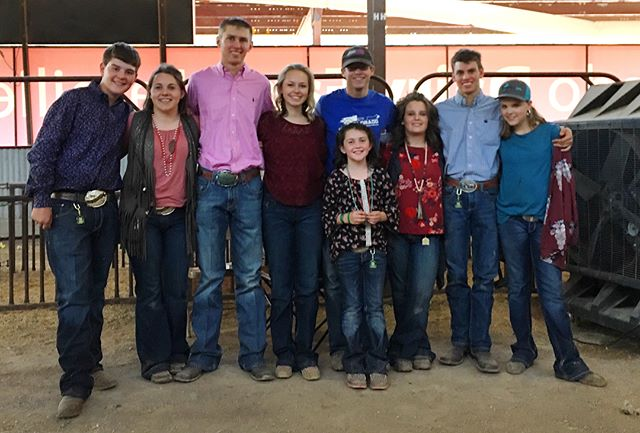 I love these people ❤️ #stockshowshenanigans #stockshowlife #coloradostatefair