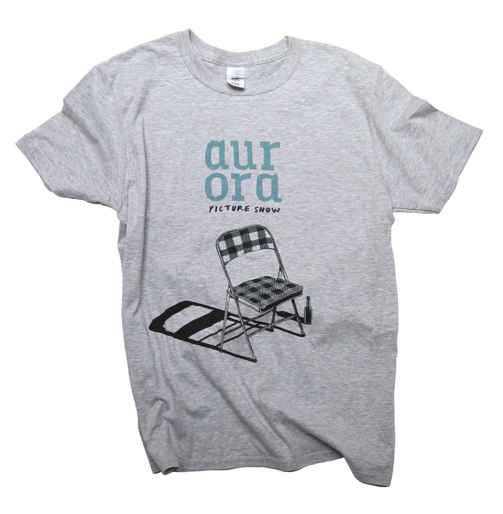 Aurora Picture Show Member Tshirt