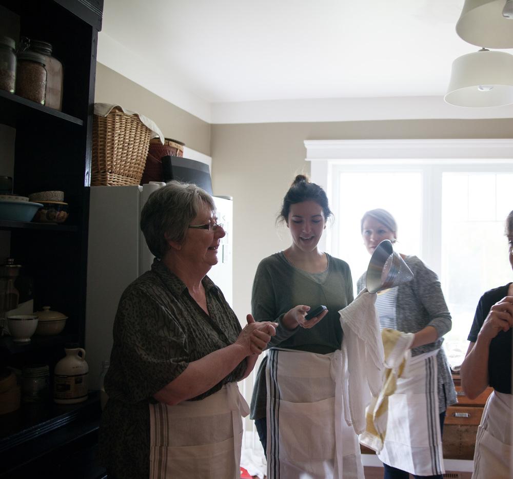 pipcreek gathering bread