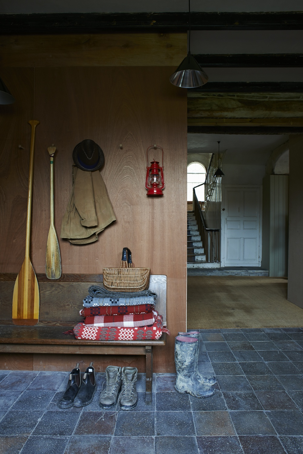 Photo taken by  James Gardiner .  Image from  Remodelista.