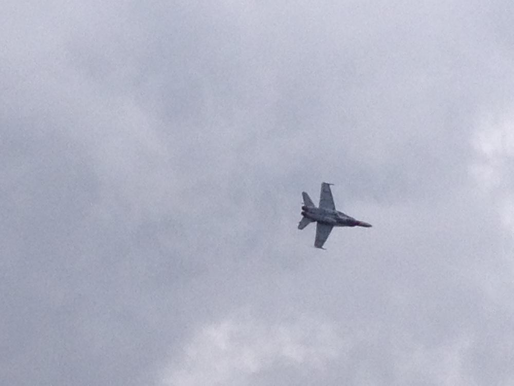 CF - 18