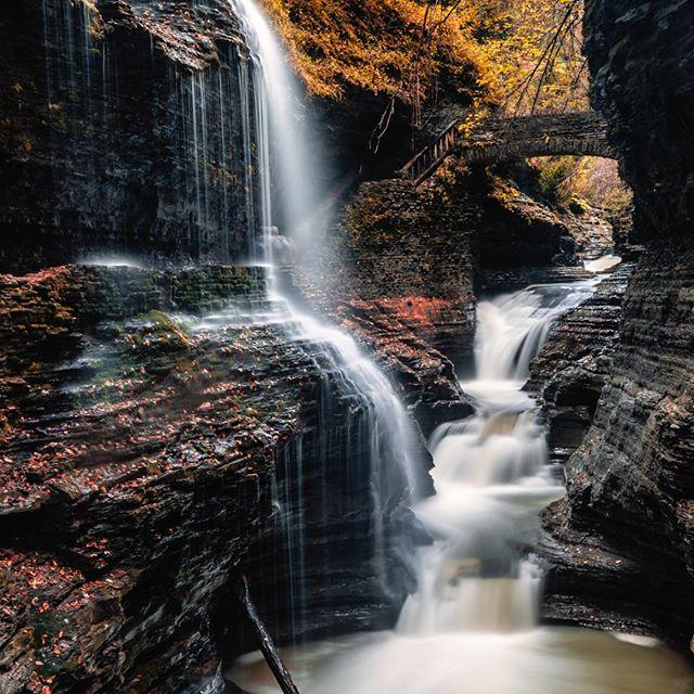 Wonderful gorge of Watkins Glen. #watkinsglen #watkinsglenstatepark #statepark #us #usa #newyork #state #nationalpark #water #canyon#nature #wandern #fromwhereistand #holiday #wandering #viewpoint #sightseeing #atemberaubend #interesting  #waterfalls #landscape #master_gallery #ig_shotz_travel #ig_shotz #ourplanetdaily #awesome_photographers