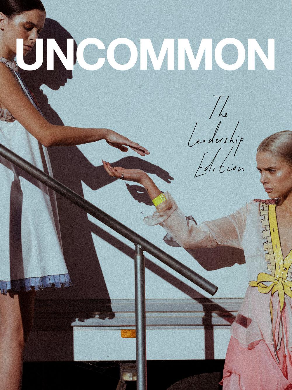 Uncommon Magazine   - Issue .02