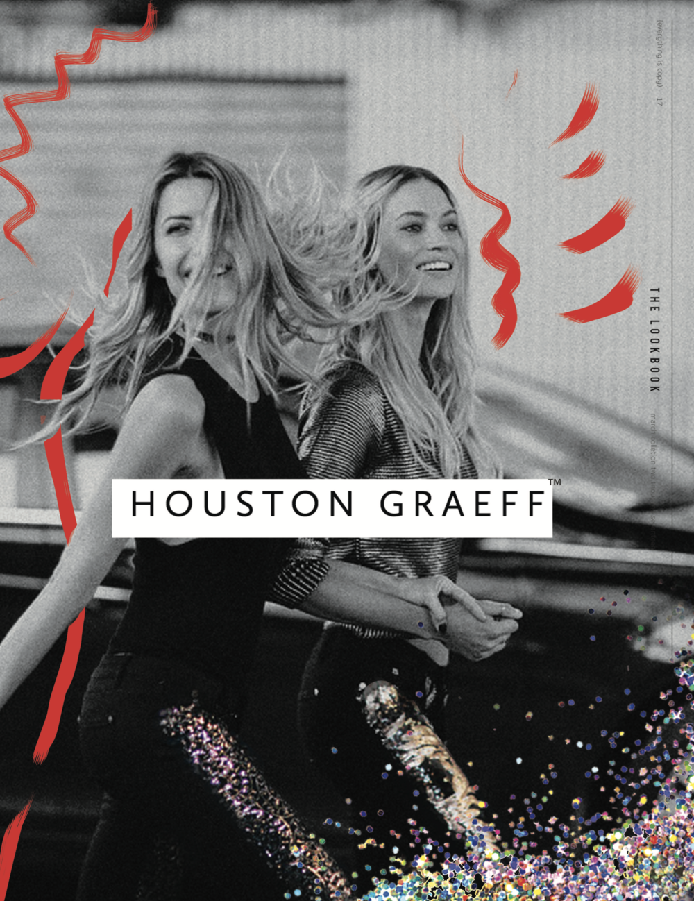 Houston Graeff   - Spring Lookbook