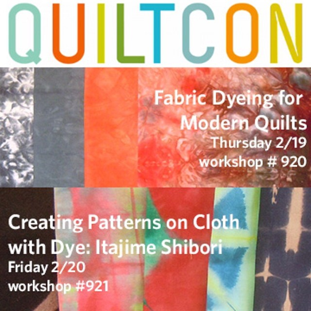The workshop catalog for QuiltCon is available and it looks so great! I'm teaching two workshops and I couldn't be more excited!! #quiltcon #kcmqg @themqg