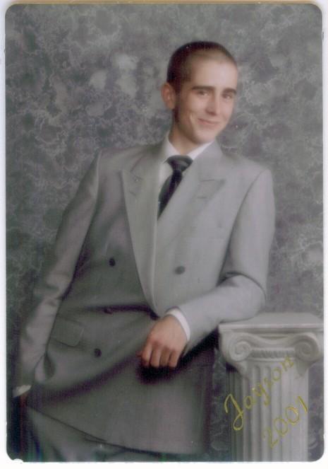 ...2001 graduate...