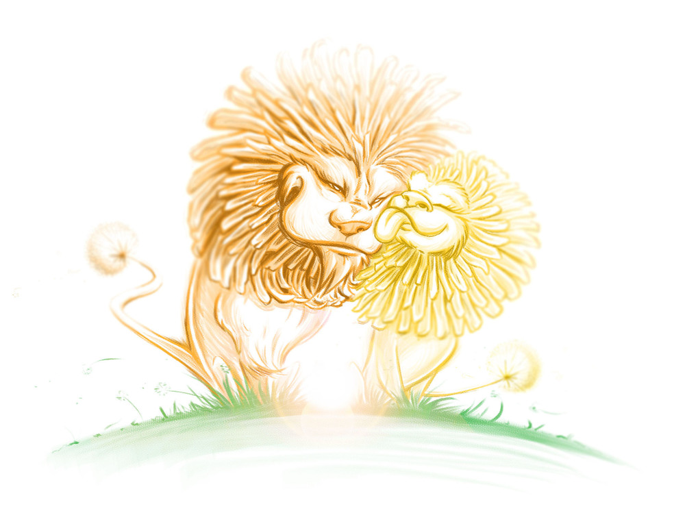...dandy lions...