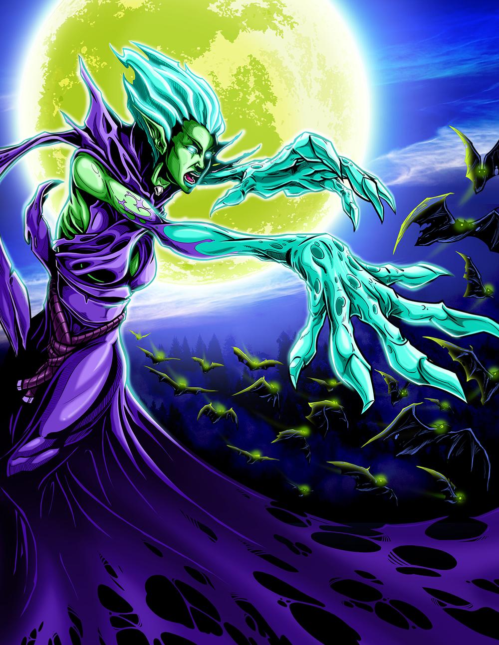 ...death prophet...