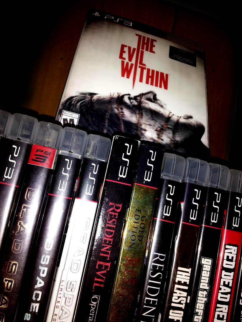 ...the evil within...
