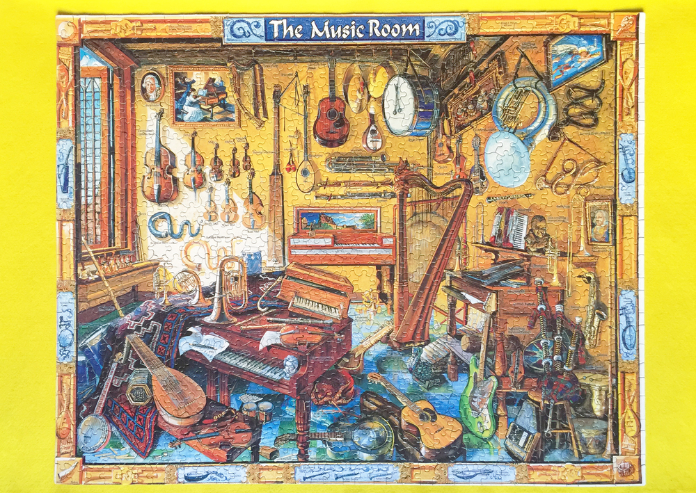 ...the music room puzzle...