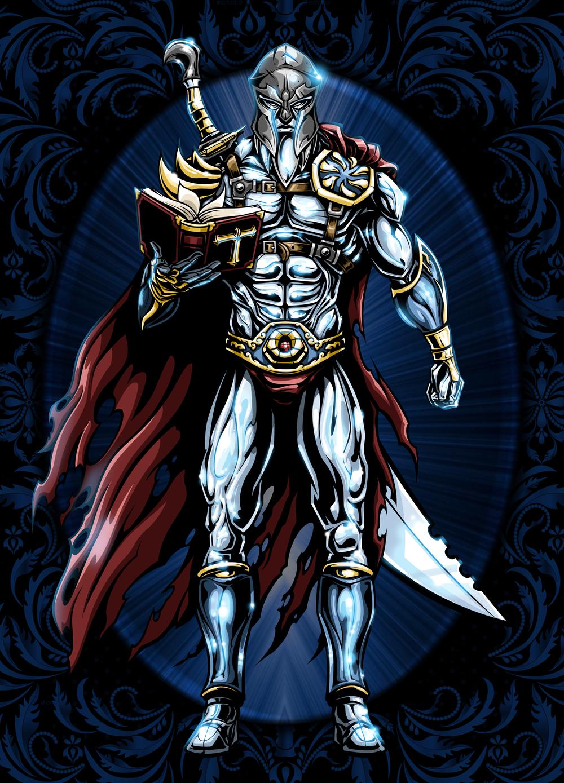 ...spartanium soldier concept..
