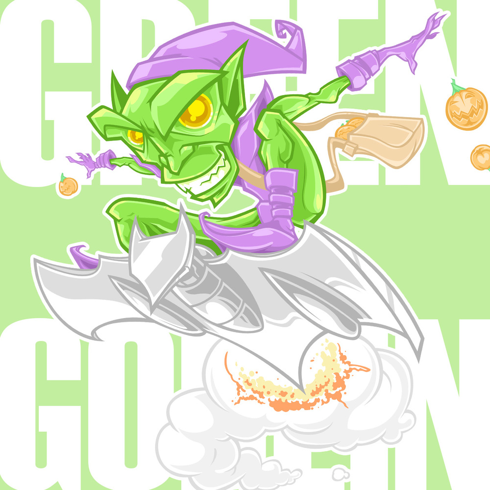 green goblin