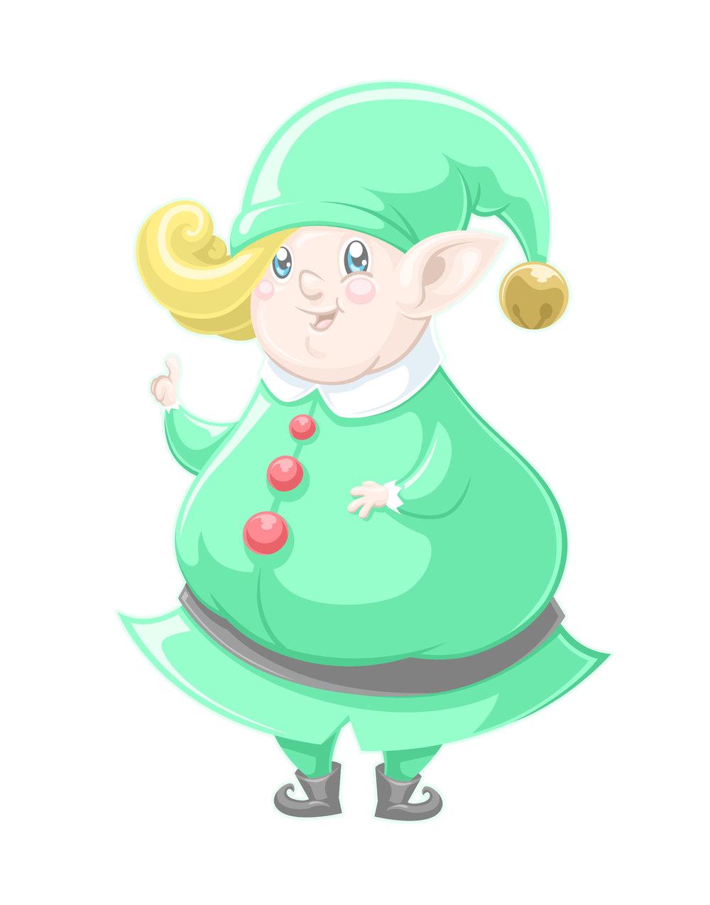 Chubby Elf