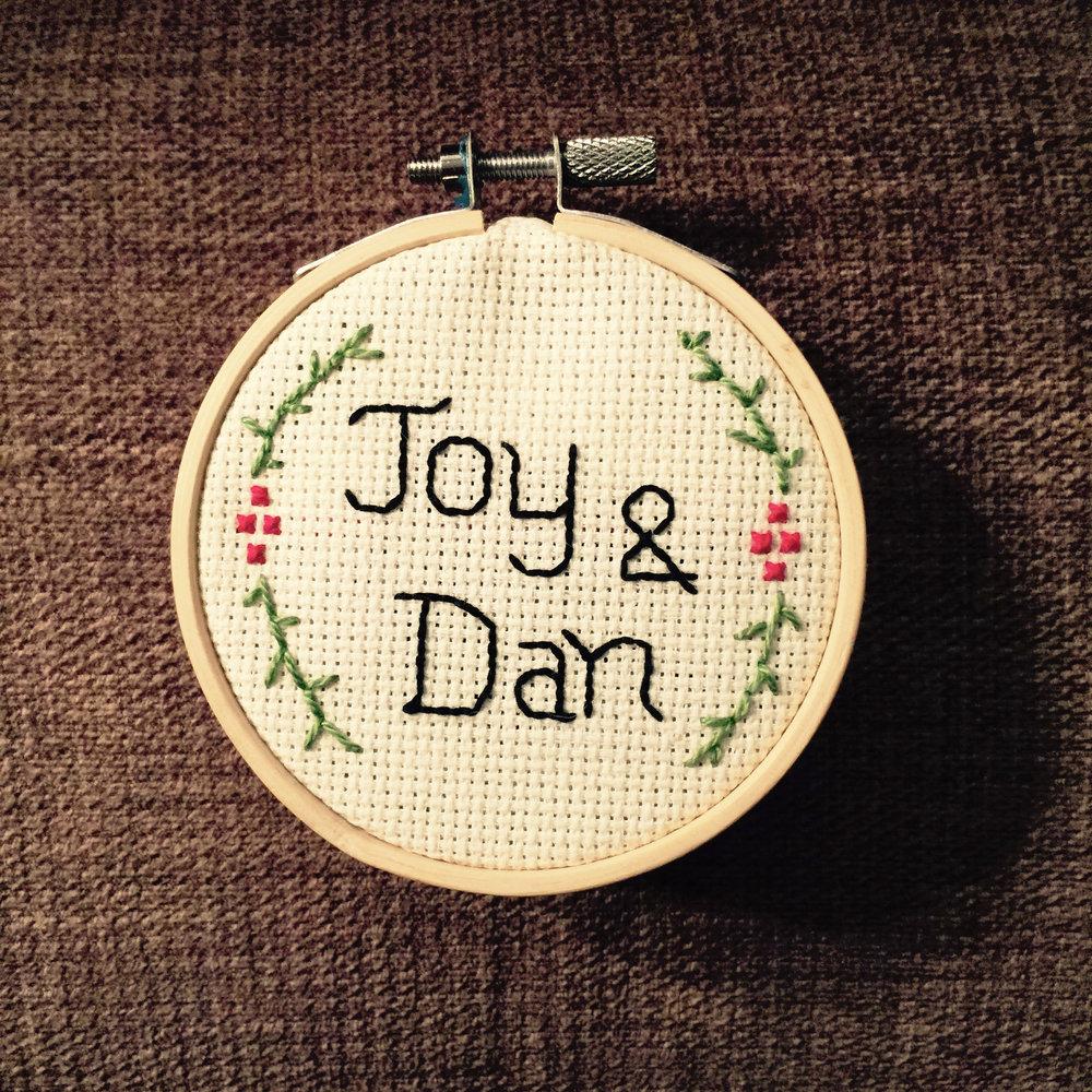 Joy & Dan
