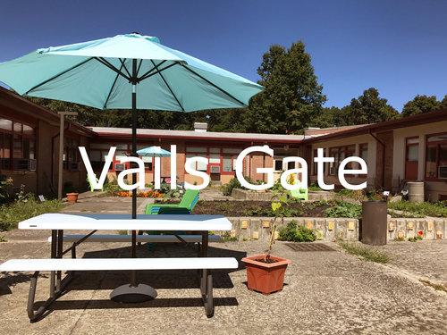 Vails Gate Garden