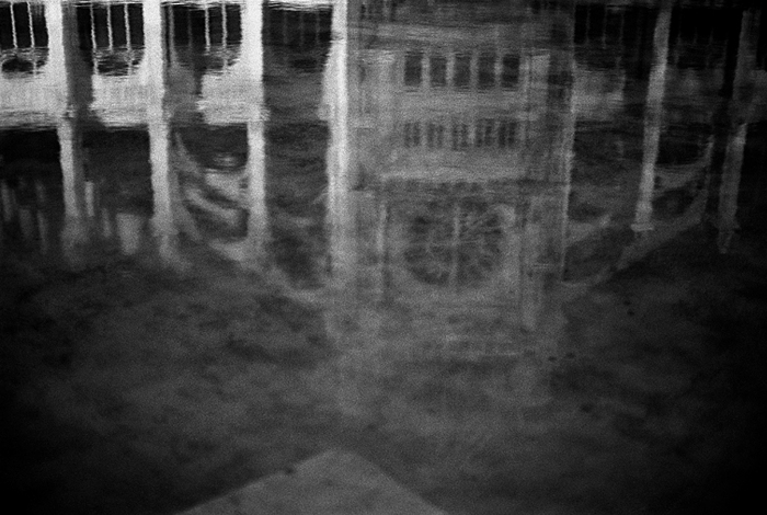 Paris Church Water 2009 Paroisse Saint-Eustache