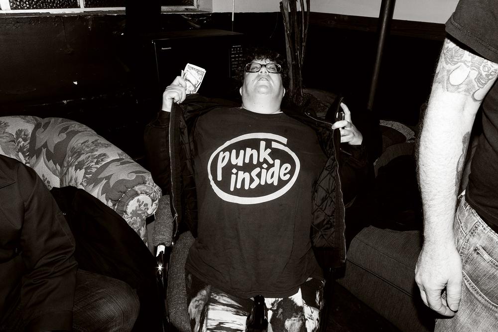 Punk inside