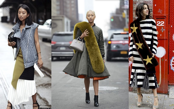Margaret Zhang, Vanessa Hong and the ManRepeller killing it as usual.