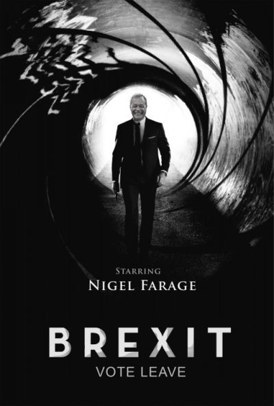 C/o www.conservativedailynews.com  Farage orchestrated the probable collapse of the global economy with his strident anti-immigration tone.