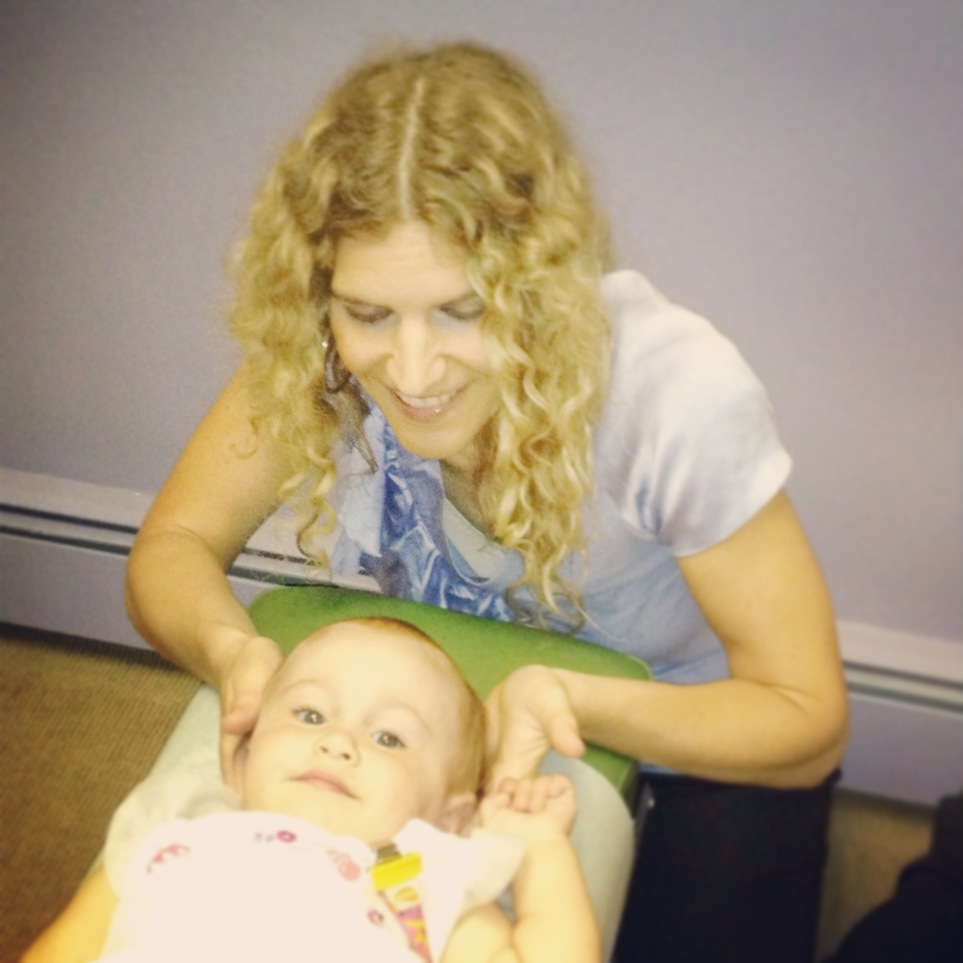 Pediatric chiropractic care, Dr. Danielle Rothman, Englewood, NJ