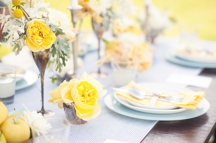 summer yellow wedding studio fleurette