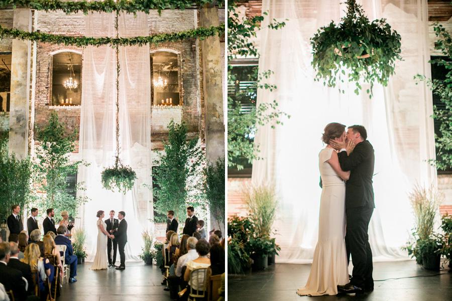 foliage chandelier, floral chandelier, studio fleurette