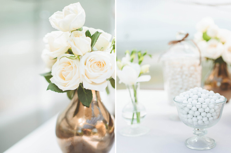 white garden roses, studio fleurette, white and bronze wedding.jpg