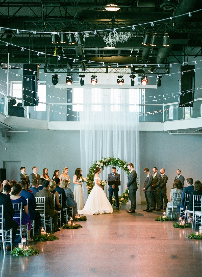 floral ring wedding ceremony flowers, wedding backdrop flowers, studio fleurette, muse event center.jpg