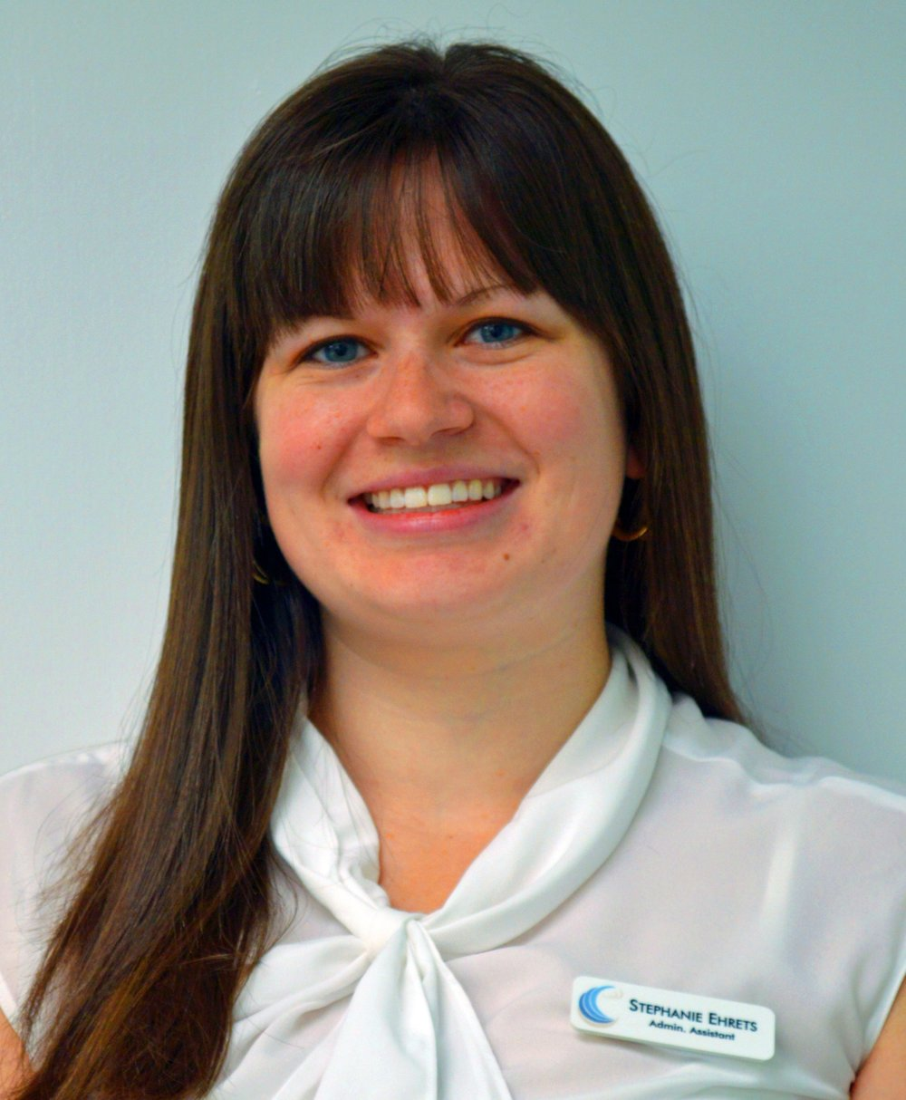 Stephanie Ehrets - Dental Receptionist